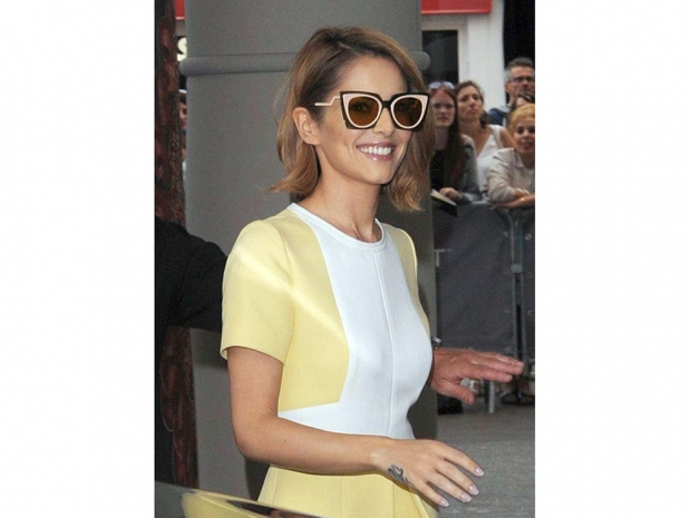 Cheryl Cole Fendi Sunglasses Cannes