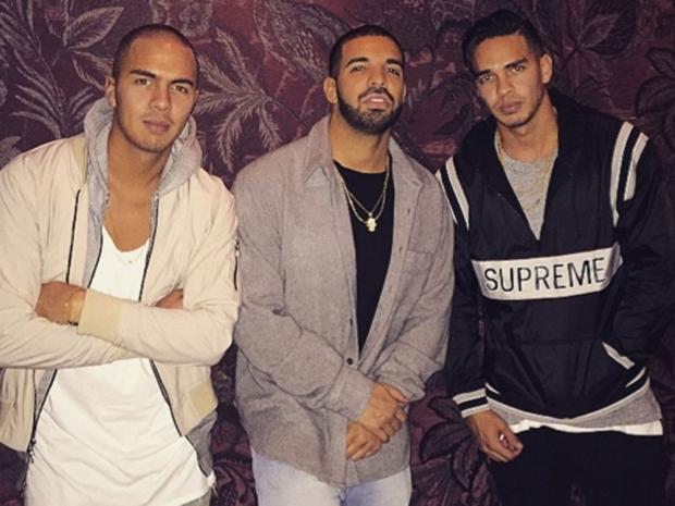 Drake parties in the same NY club as Rihanna