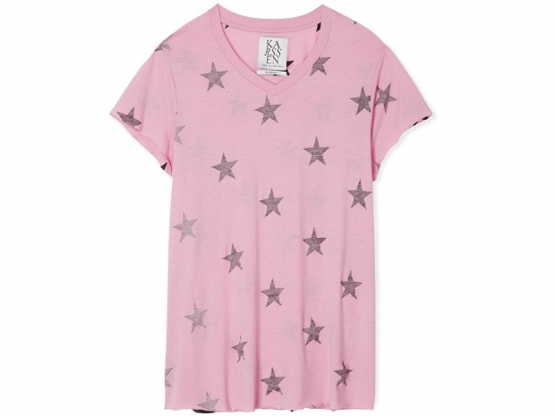 Zoe Karssen Star Print T-Shirt