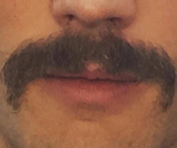 jamie dornan moustache