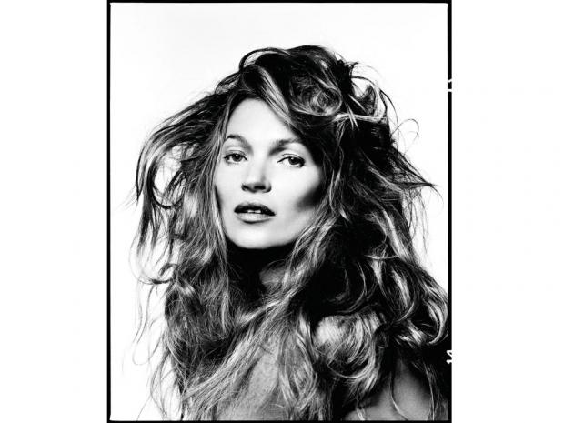 Kate Moss By David Bailey