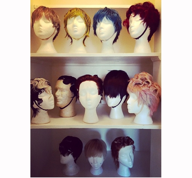 katy perry wigs