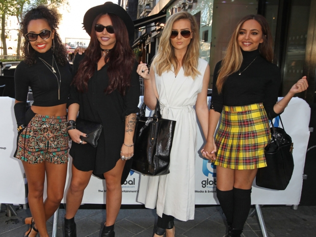 Little Mix launching Capital FM's Summertime Ball in London