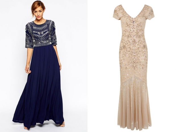 A Fur Bolero Will Add Luxe Fler Chic To These Maxi Styles