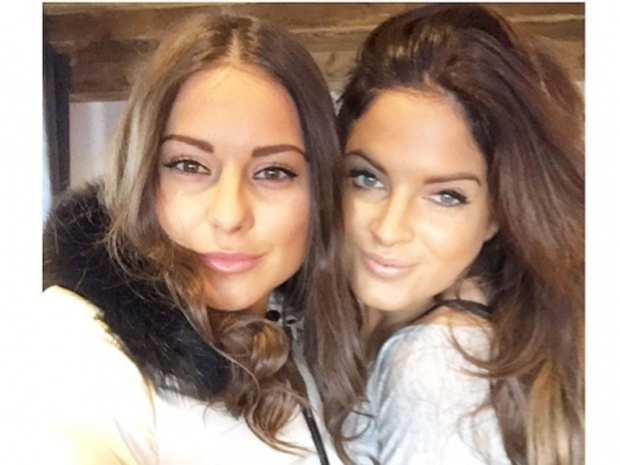 Louise Thompson and Binky Made In Chelsea