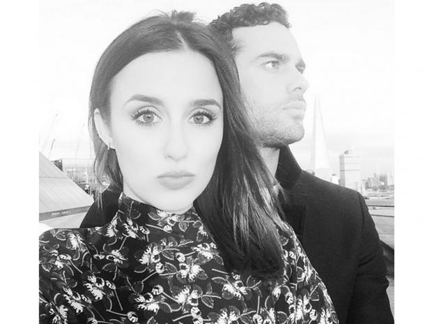 Lucy Watson Instagram James Dunmore