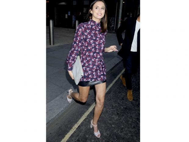 Lucy Watson fashion