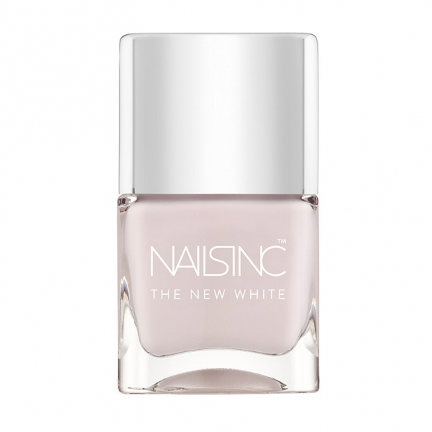 Nails Inc The New White Nail Polish - White Horse Street