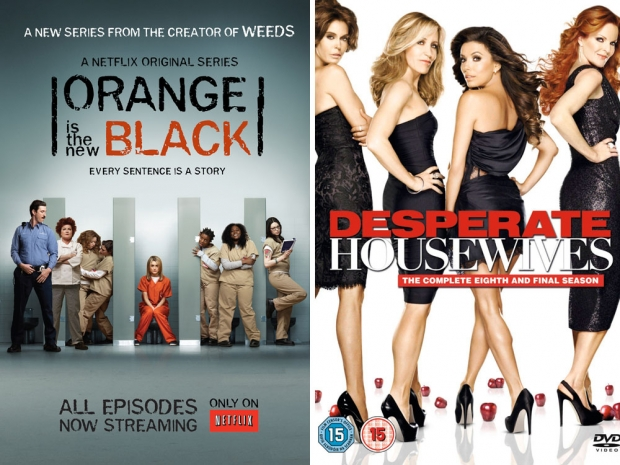 Yeah yeah, OK, so Desperate Housewives isn't new. But it's still AMAZING