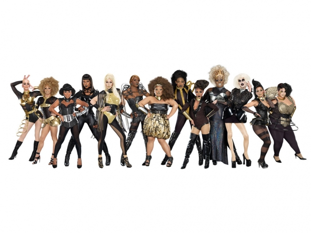 The Rupaul's Drag Race Hall of Fame