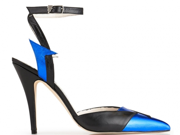 Terry De Havilland Brix Azul Shoes