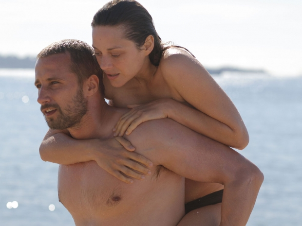 In Rust & Bone with Marion Cotillard