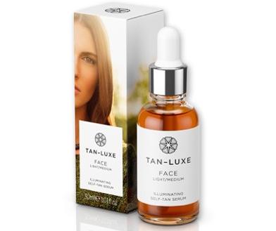 Tan-Luxe The Face Illuminating Self Tan Serum