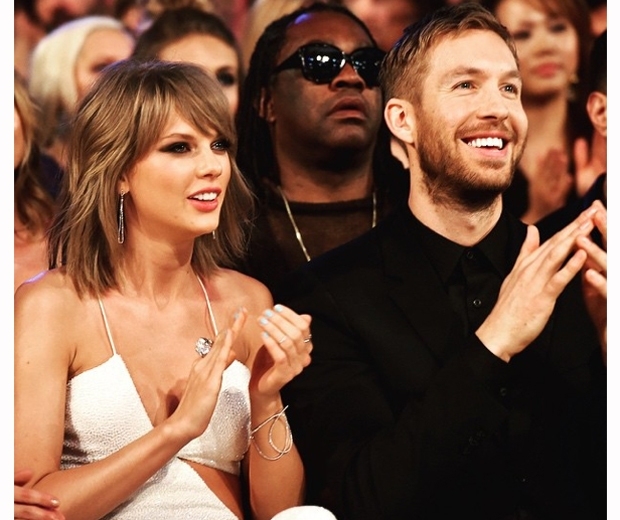 Tayor Swift and Calvin Harris finally went public at the Billboard Music Awards