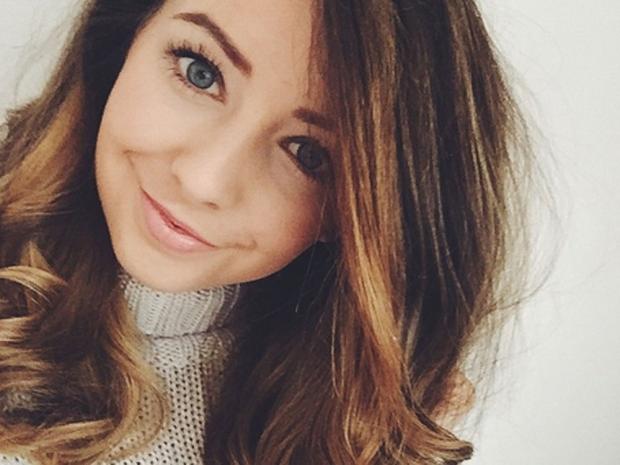 Zoe Sugg Zoella Hair