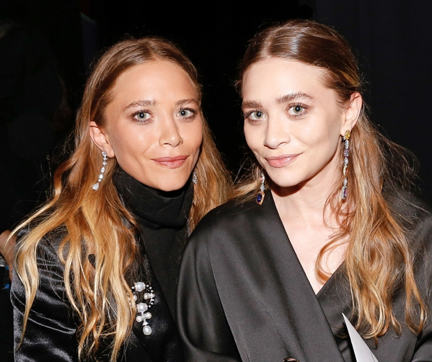 Mary-Kate and Ashley Olsen are both rocking the bronde trend