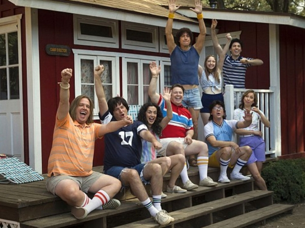 Wet Hot American Summer is set to make you LOL this summer