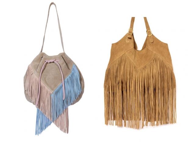 Georgina Skalidi Bag, £135.50 & Sabrina Tach Bag, £159