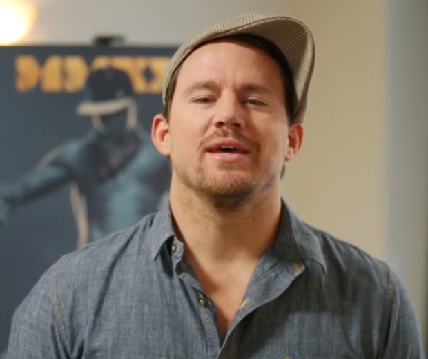 Channing Tatum pranks a group of unsuspecting Magic Mike fans in new video