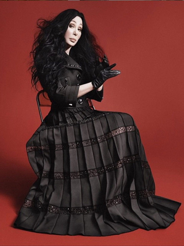Cher Marc Jacobs campaign