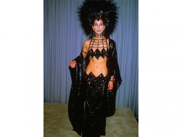 Cher at the Academy Awards