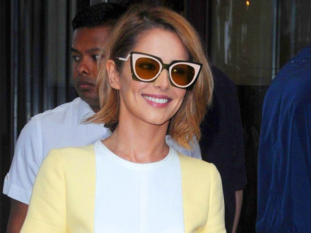 Cheryl Fernandez-Versini in Cannes