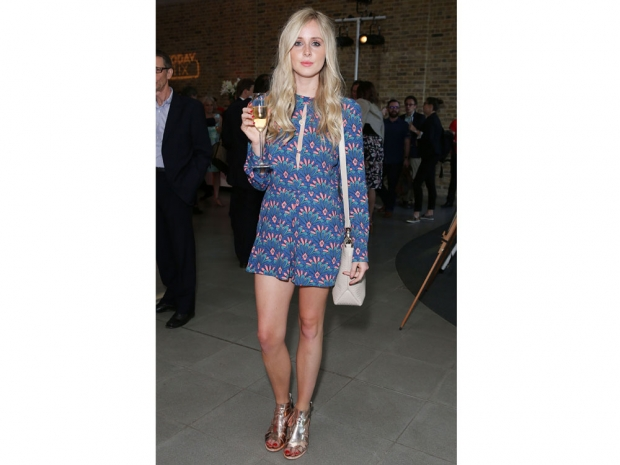 Diana Vickers at the Today Tix launch party