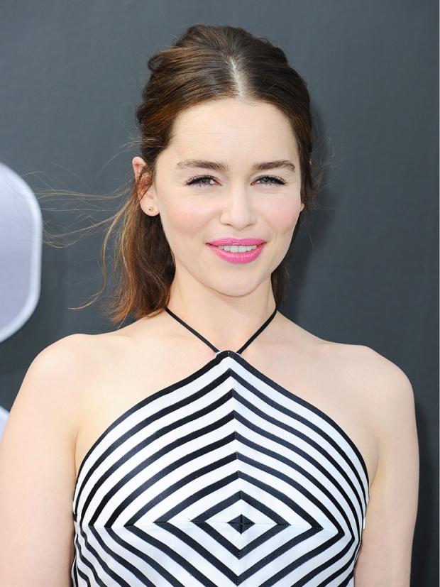 Emilia Clarke at Terminator premiere