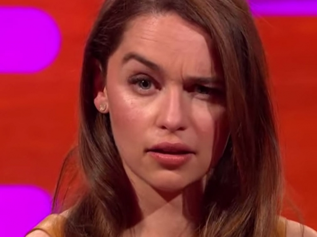 Emilia Clarke on Graham Norton