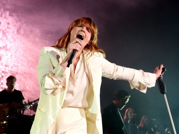 Will Florence + The Machine perform at Glastonbury?