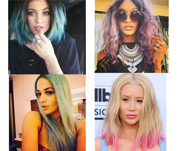 Kylie Jenner, Jourdan Dunn, Rita Ora and Iggy Azalea