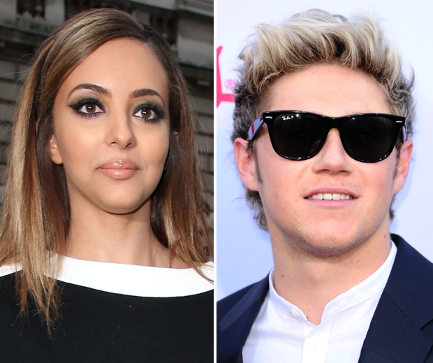 little mix's jade thirlwall and one direction's niall horan