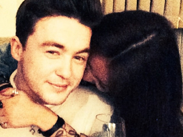 Jesy Nelson and Jake Roche cuddle in Instagram photo