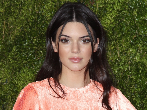 Kendall Jenner at the Tony Awards