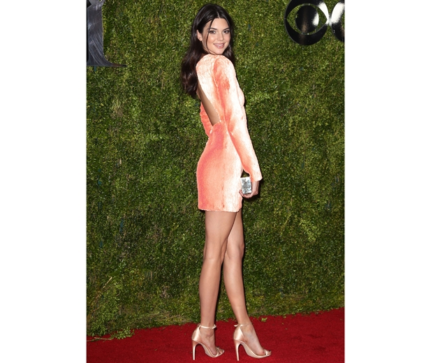 Kendall Jenner at the Tony Awards, 2015