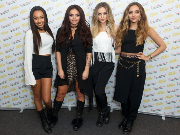 Little Mix at Rays Of Sunshine concert