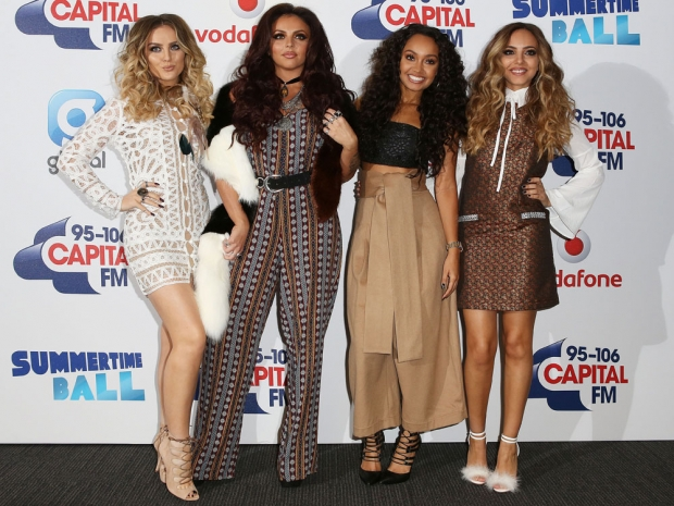 Little Mix at Capital FM's Summertime Ball