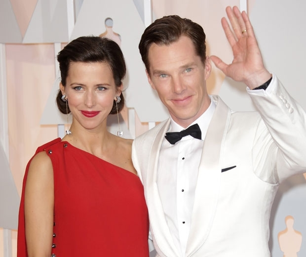 Sophie Hunter and Benedict Cumberbatch got married earlier this year