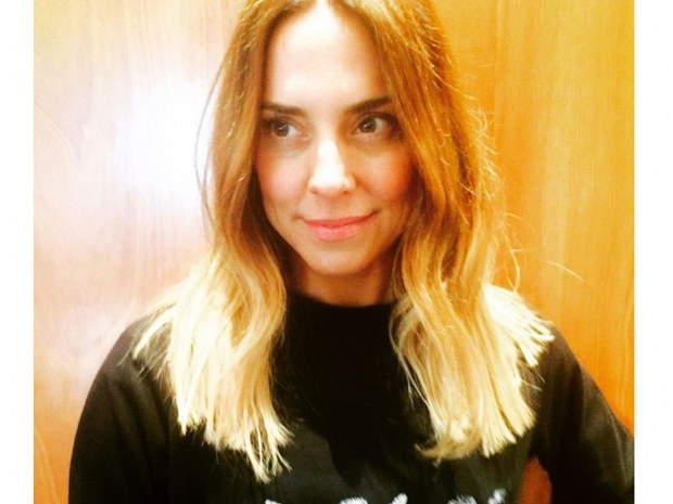 Mel C shows off her blonde hair on Instagram