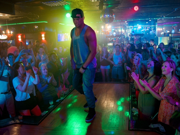 Channing Tatum in Magic Mike XXL: The Hottest Film Of The Year