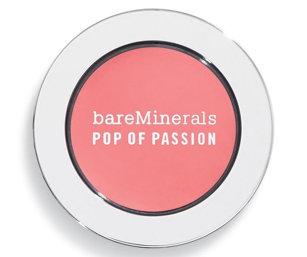 BareMinerals cream blush in Posy