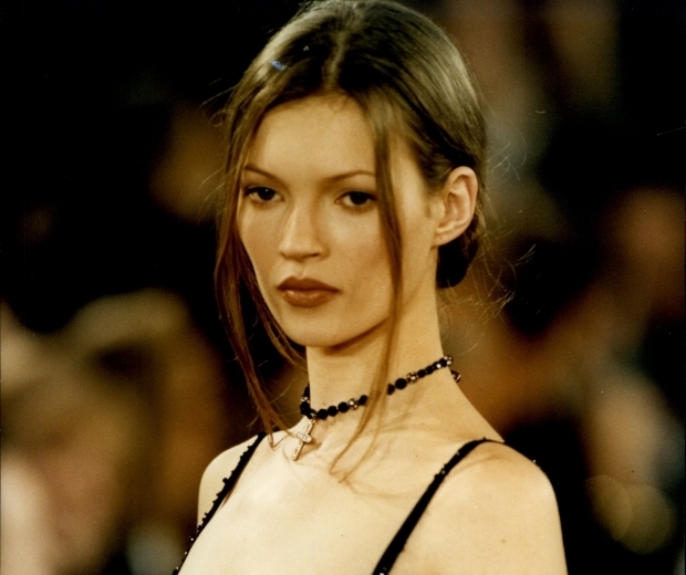 Kate Moss has been pioneering tendrils since the 90s