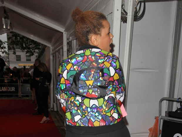Gemma Cairney in her fave festival piece