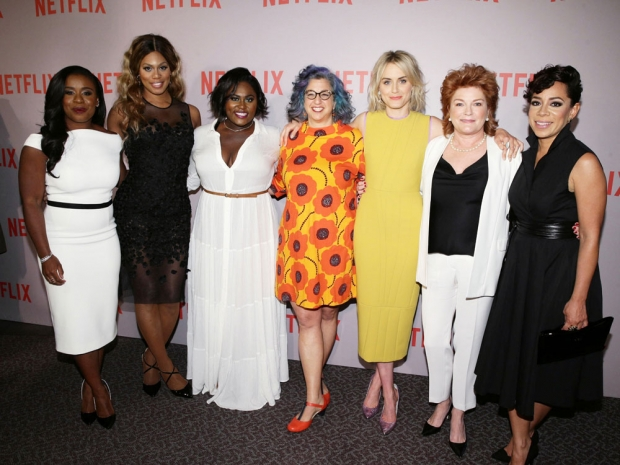 The Orange Is The New Black Cast