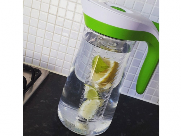 Fruit Infused Water is a great thing to keep in your fridge