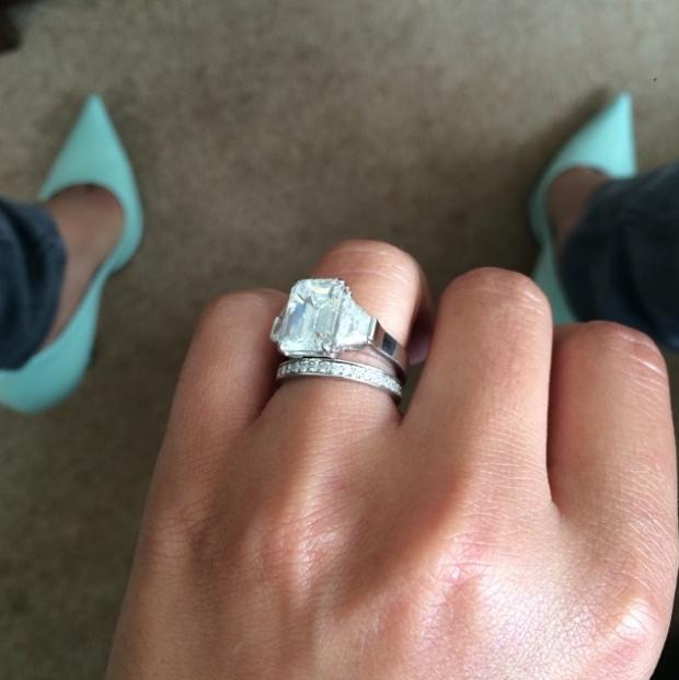 Cheryl's wedding ring