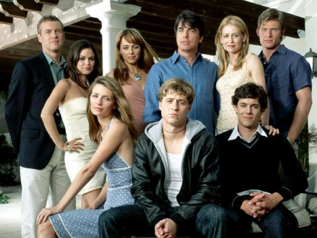 The O.C cast