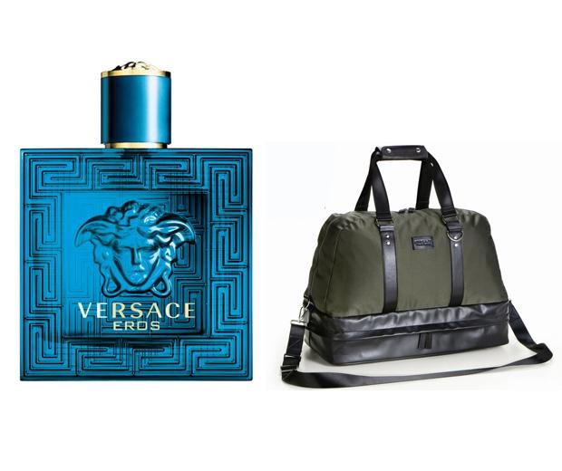 Versace Eros Eau de Toilette with Complimentary Bag