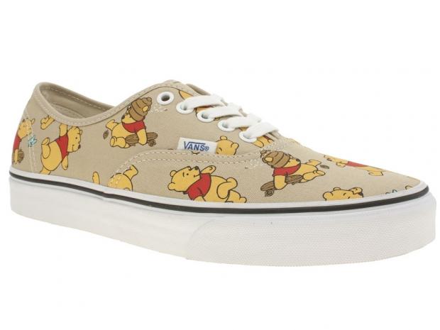 Winnie The Pooh Vans