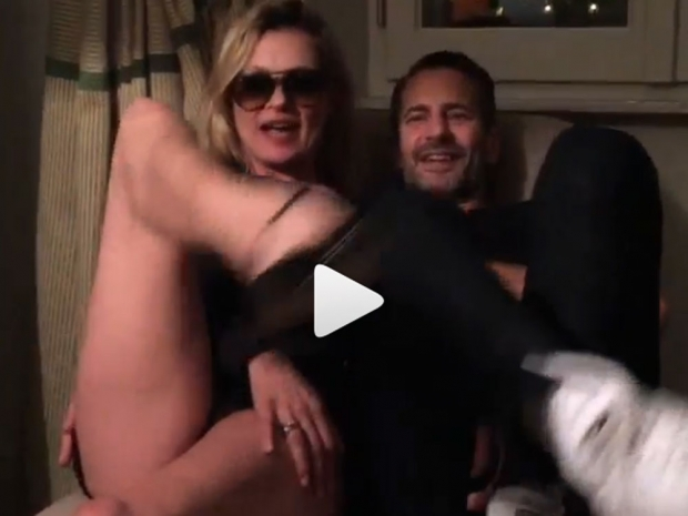 Marc Jacobs and Kate Moss' 'Basic Bitches' Instagram video.